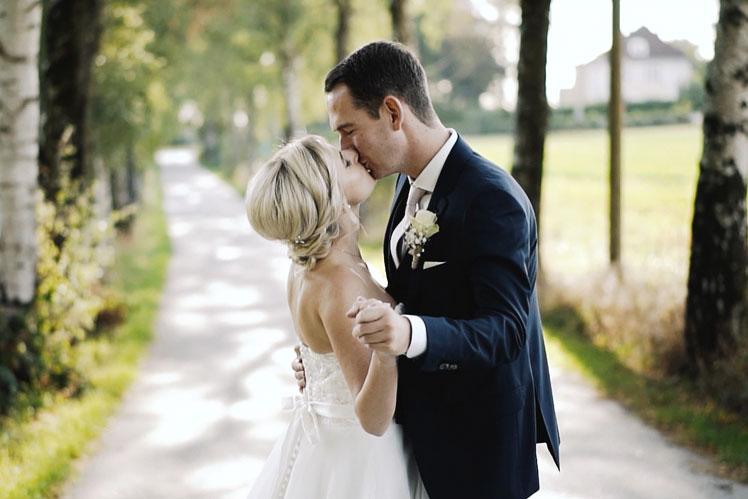 Ein Hochzeitsvideograf ist kein Wasserkocher.